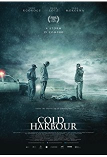 Cold Harbour kapak