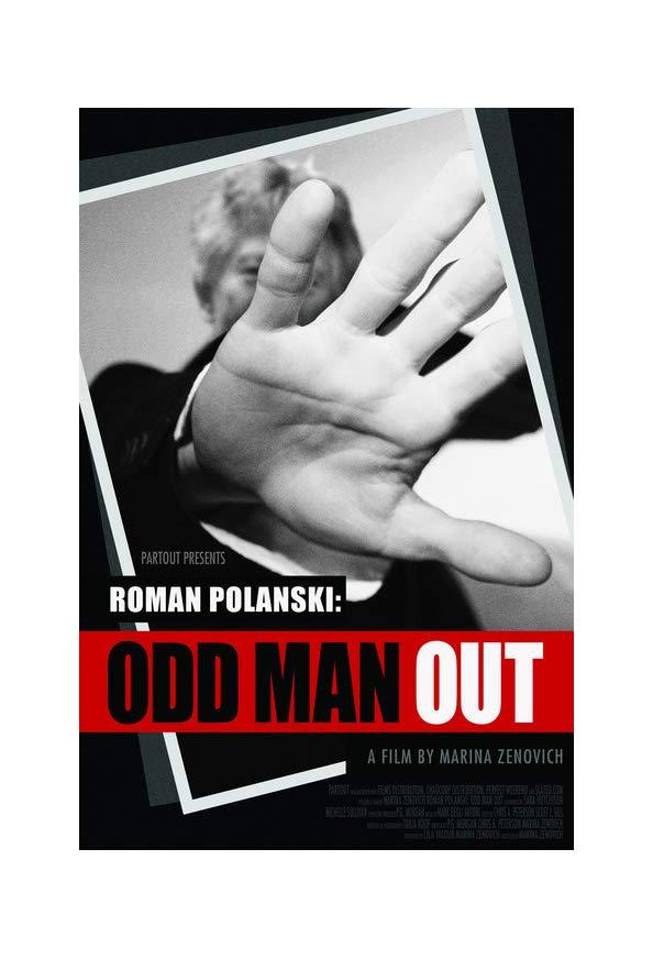 Roman Polanski: Odd Man Out kapak