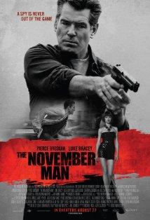 November Man kapak