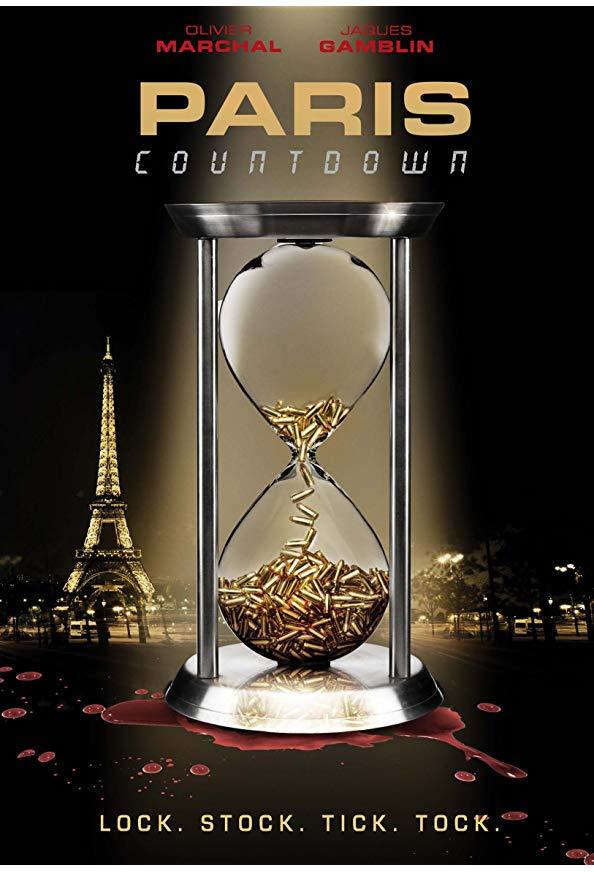 Paris Countdown kapak
