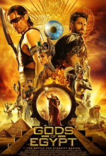 Gods of Egypt kapak