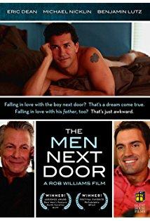 The Men Next Door kapak