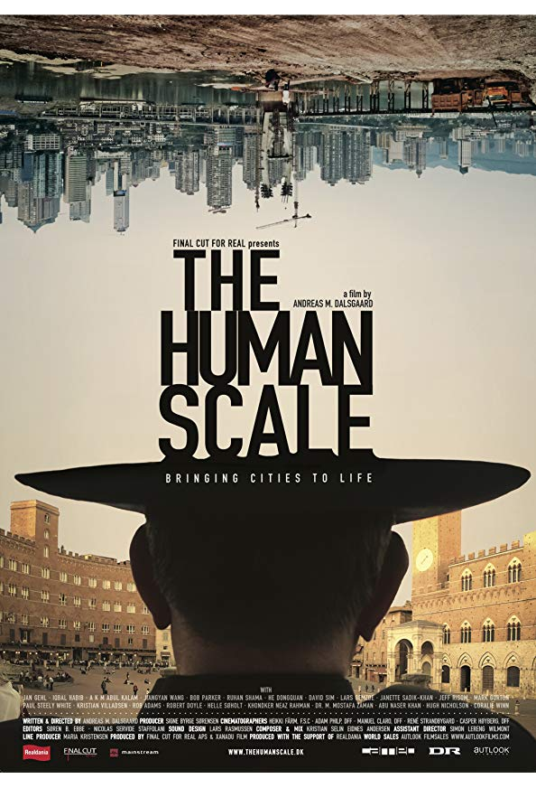 The Human Scale kapak