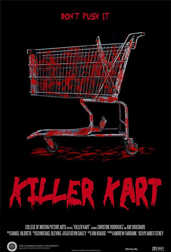 Killer Kart kapak