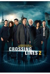 Crossing Lines kapak