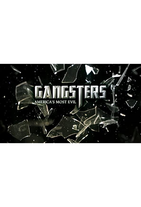 Gangsters: America's Most Evil kapak