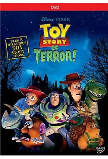 Toy Story of Terror kapak