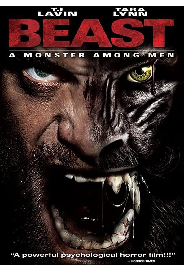 Beast: A Monster Among Men kapak