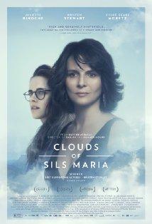Clouds of Sils Maria kapak