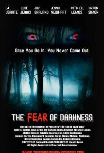 The Fear of Darkness kapak