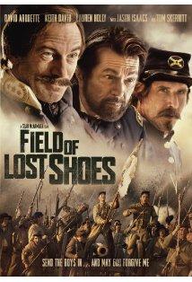 Field of Lost Shoes kapak