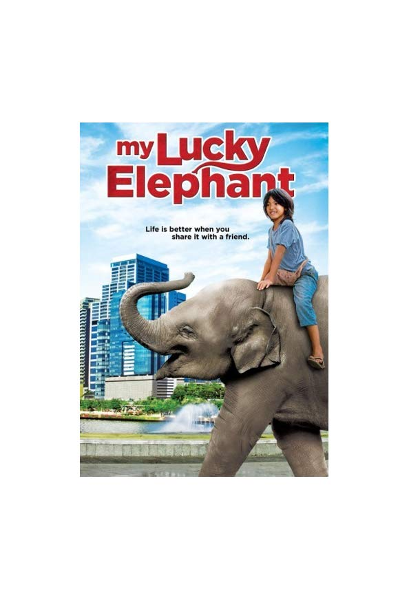 My Lucky Elephant kapak