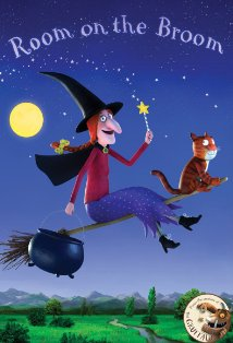 Room on the Broom kapak