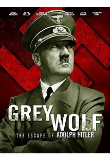 Grey Wolf: Hitler's Escape to Argentina kapak
