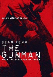 The Gunman kapak