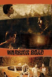 Warrior Road kapak