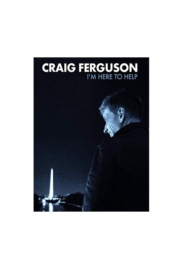 Craig Ferguson: I'm Here to Help kapak