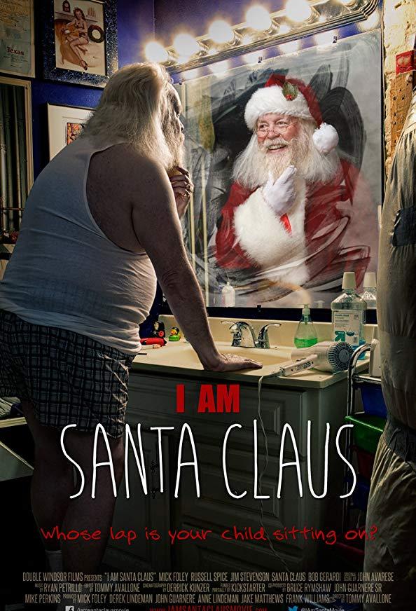 I Am Santa Claus kapak