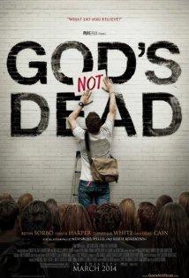 God's Not Dead kapak