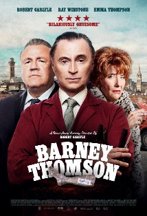 The Legend of Barney Thomson kapak