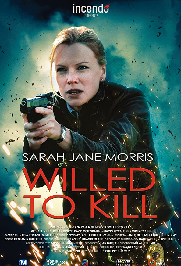 Willed to Kill kapak