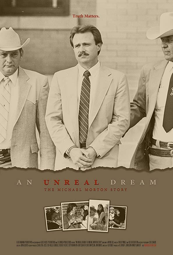 An Unreal Dream: The Michael Morton Story kapak