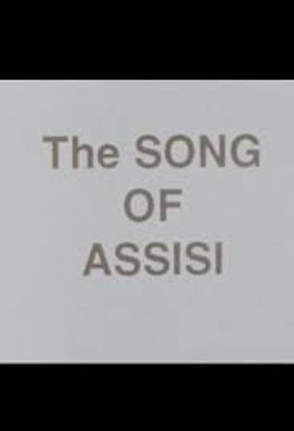 The Song of Assisi kapak