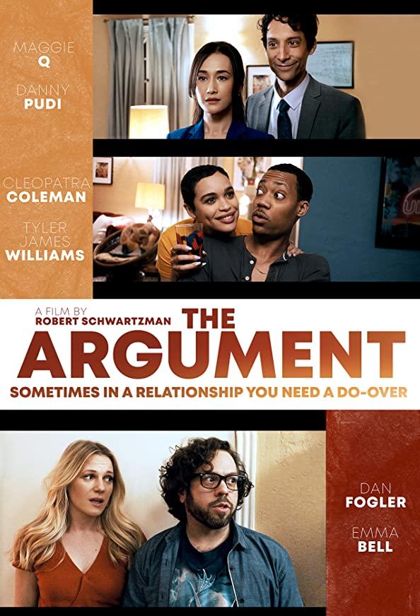 The Argument kapak