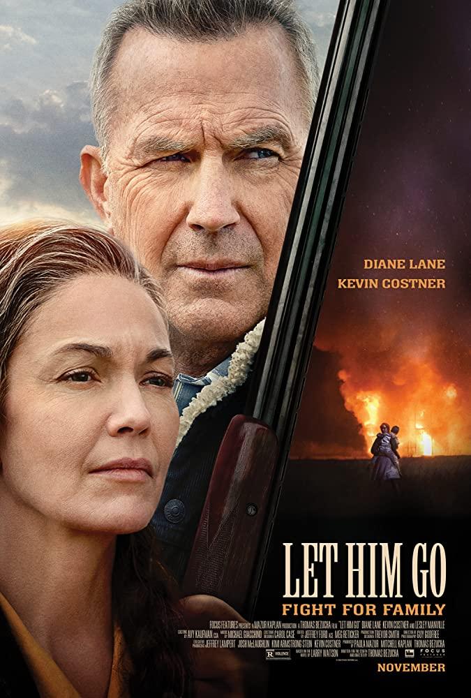 Let Him Go kapak