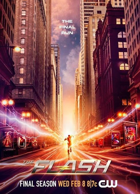 The Flash kapak
