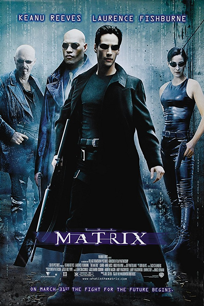 The Matrix kapak