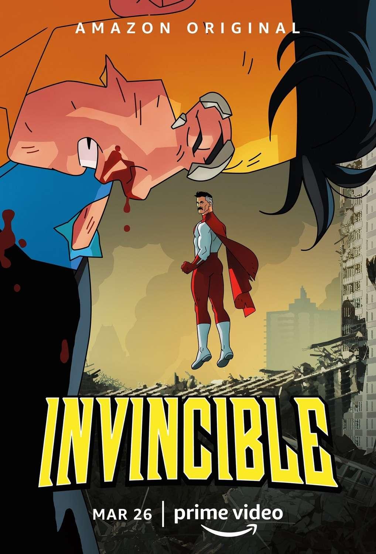 Invincible kapak