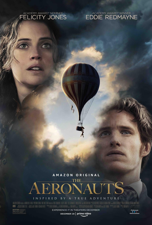 The Aeronauts kapak