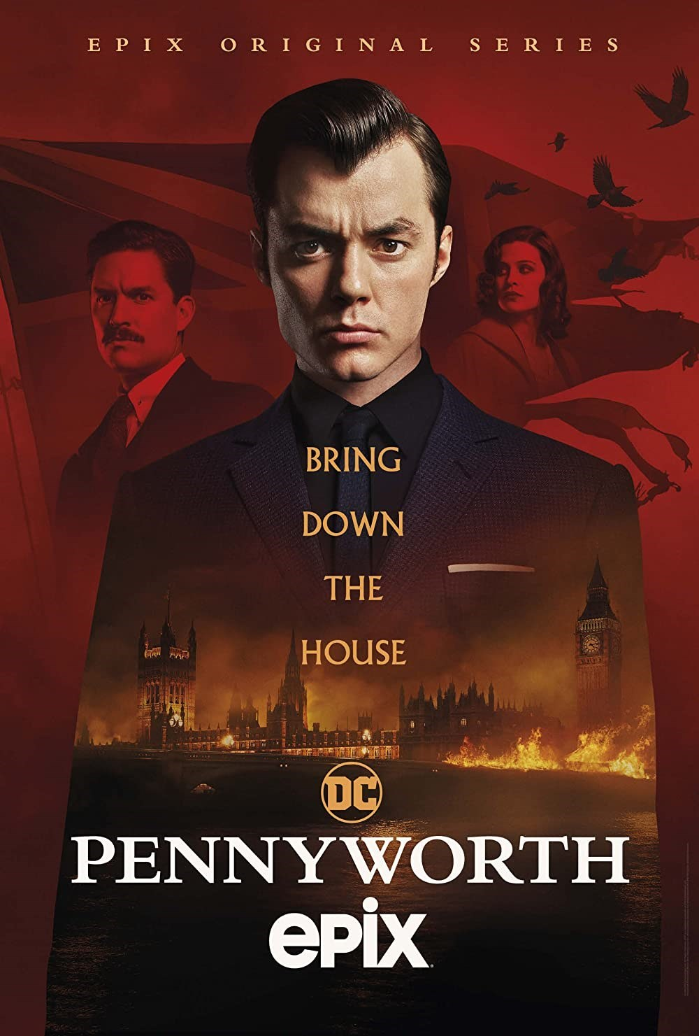 Pennyworth kapak