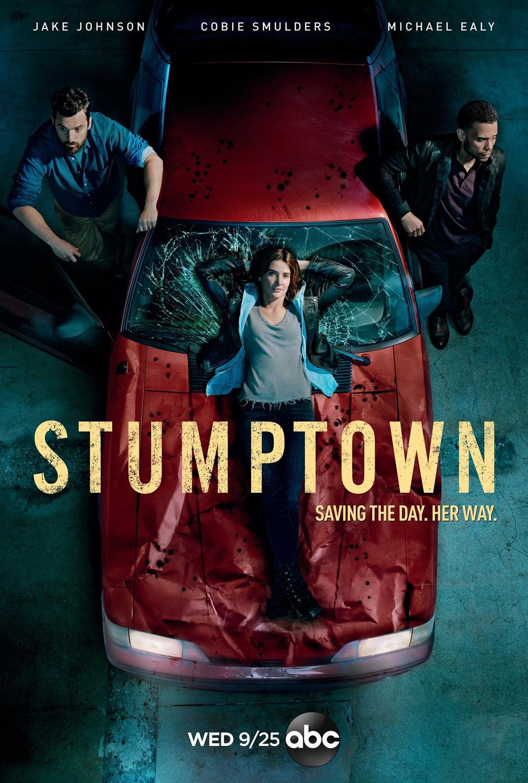 Stumptown kapak