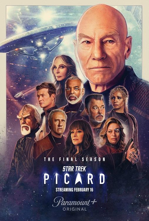 Star Trek: Picard kapak