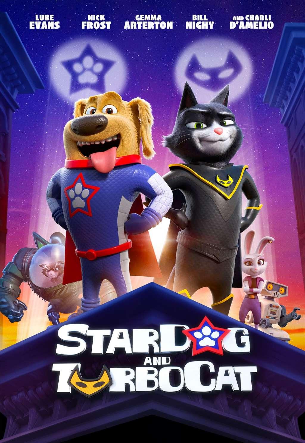 StarDog and TurboCat kapak
