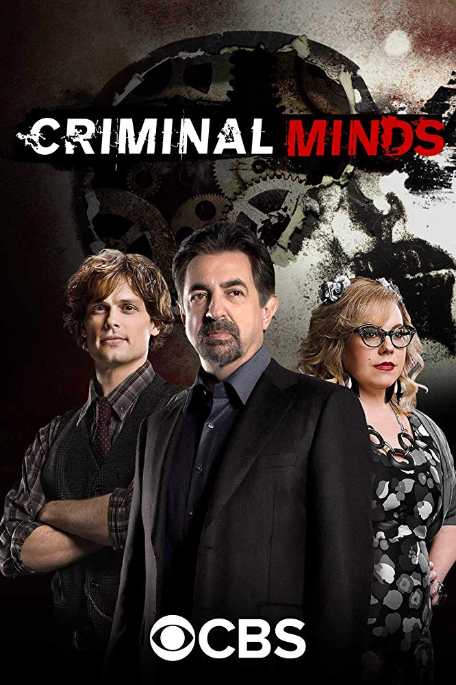 Criminal Minds kapak