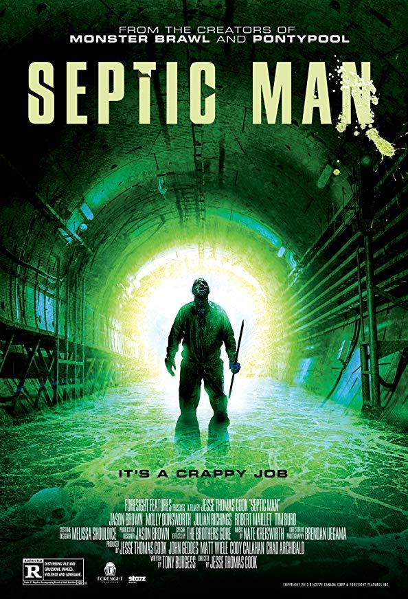 Septic Man kapak