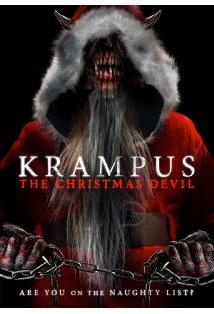 Krampus: The Christmas Devil kapak