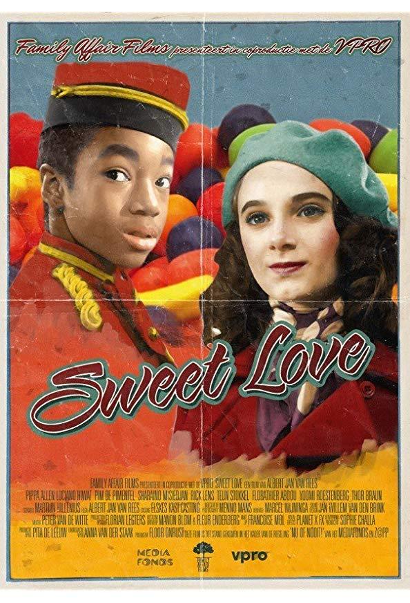 Sweet Love kapak