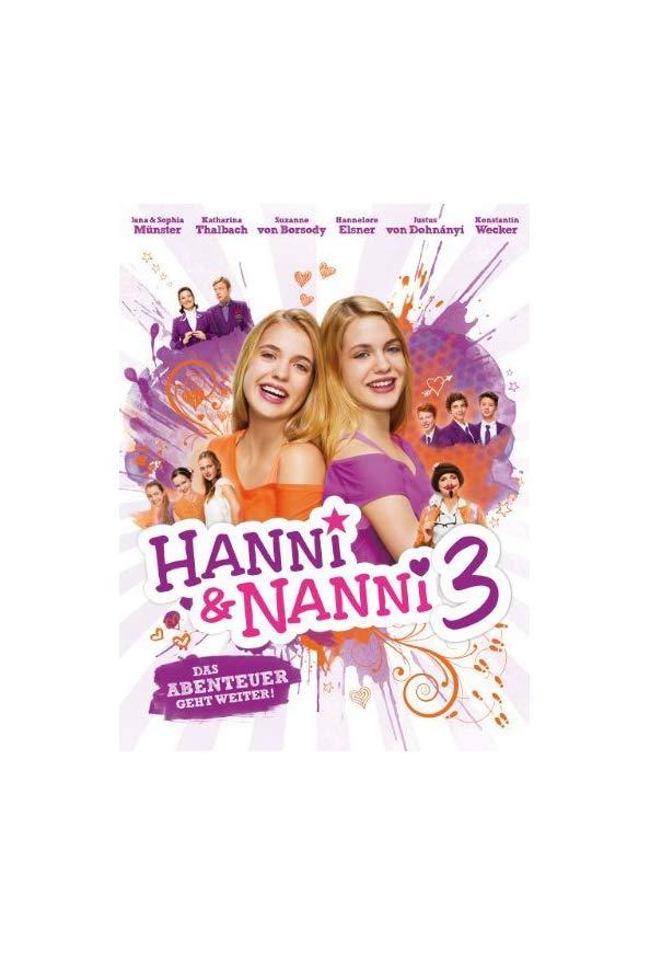 Hanni & Nanni 3 kapak