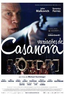 Casanova Variations kapak
