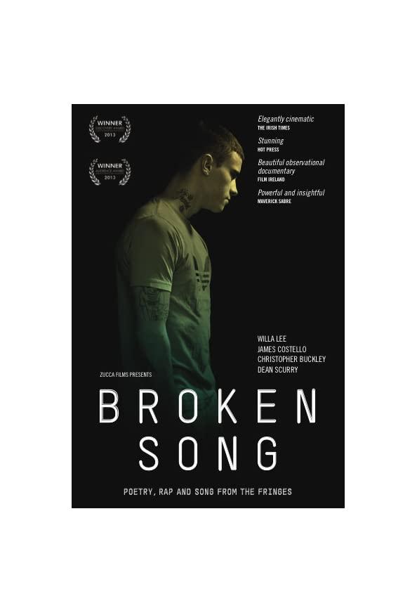 Broken Song kapak