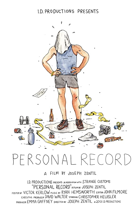 Personal Record kapak