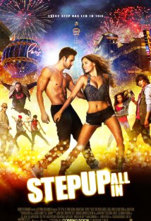 Step Up All In kapak