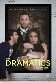The Dramatics: A Comedy kapak