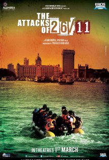 The Attacks of 26/11 kapak