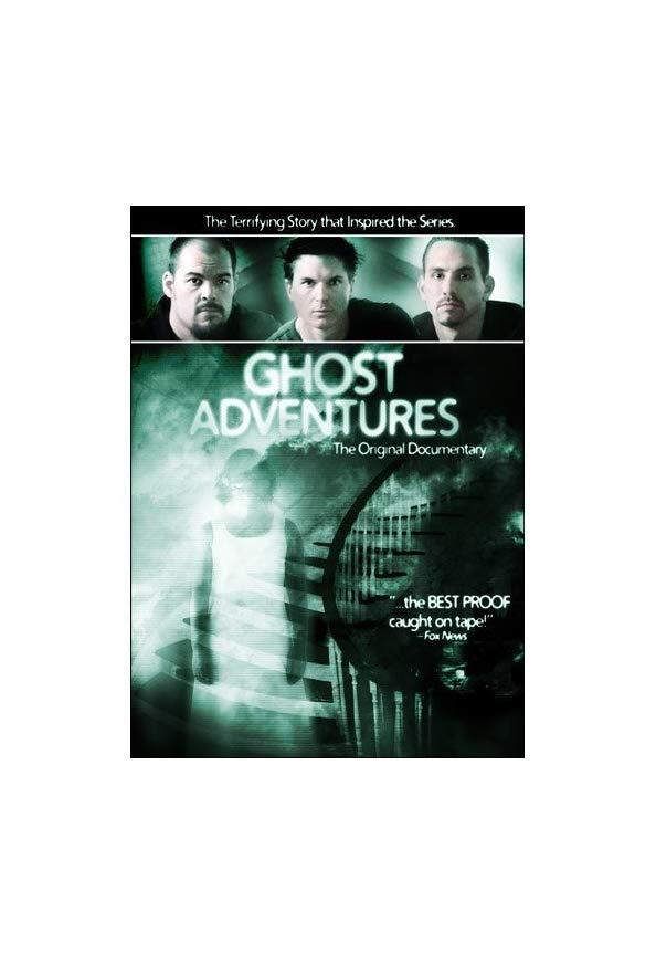Ghost Adventures kapak