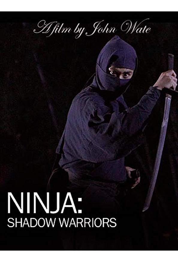Ninja Shadow Warriors kapak